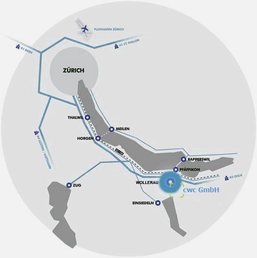cwc GmbH location map